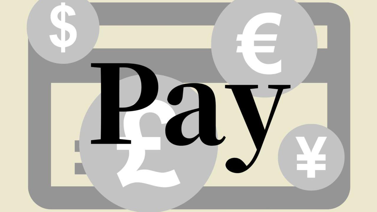 意味 pay off